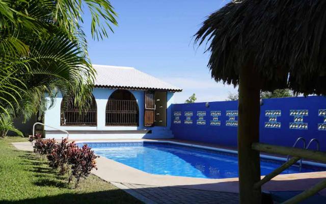Hacienda style Villa B & B